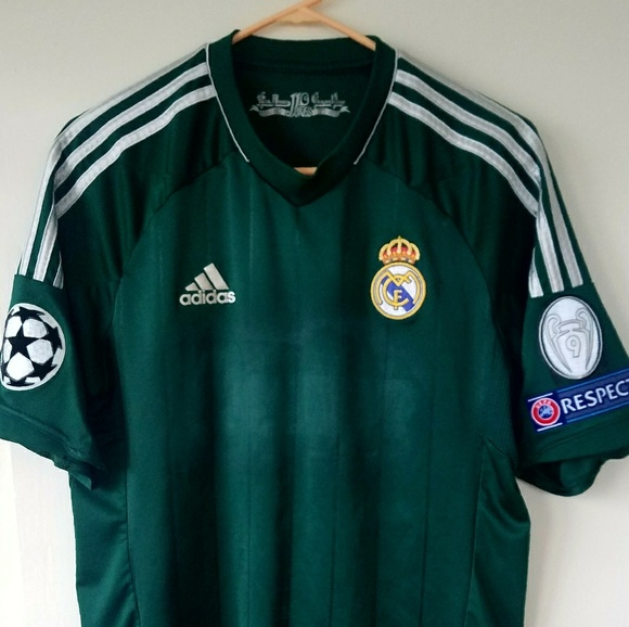 219a55f22 adidas Other - Adidas Real Madrid Third Jersey 12 13